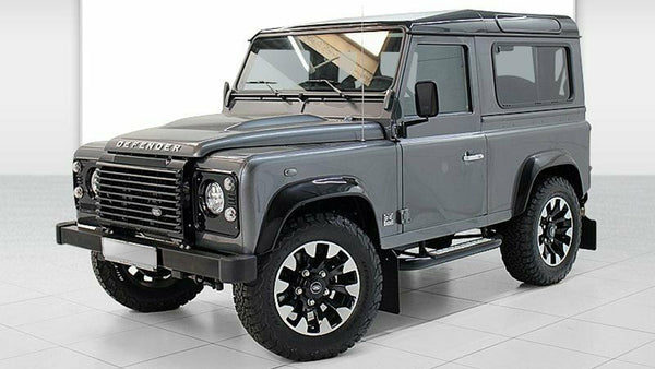 BitCars | Buy Land Rover Defender Works V8 70TH EDITION with Bitcoin & crypto
