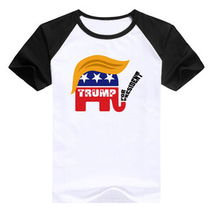 T-shirt for Men or Women Donald Trump Tee Trump for President!