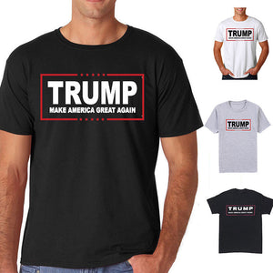 Donald Trump For President 2016 T Shirt Make America Great Again Men