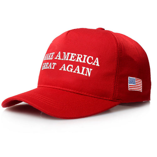 Baseball Caps - Make America Great Again Hat - Donald Trump Hat - Republican Adjustable Mesh Cap Political Patriot Hat Unisex