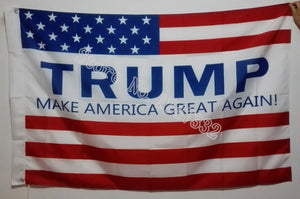 Donald Trump Make American Great Again Flag banner 3X5 FT with brass metal holes