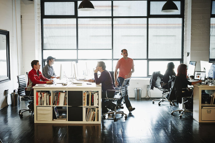 Startup Stories - Revitalizing the Open Office
