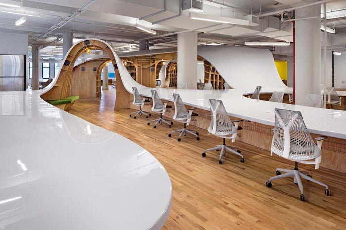 3 Workplace Design Trends Your Employees Will Love