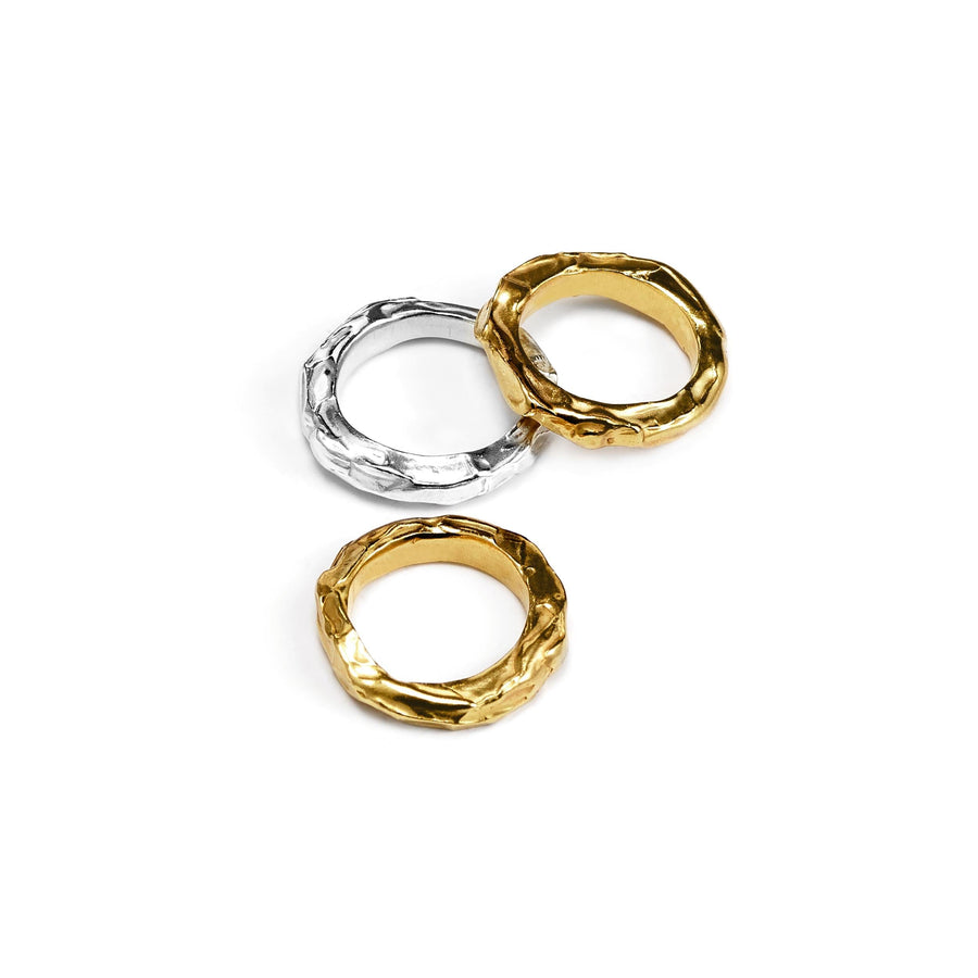 MAGMA STACKING RINGS