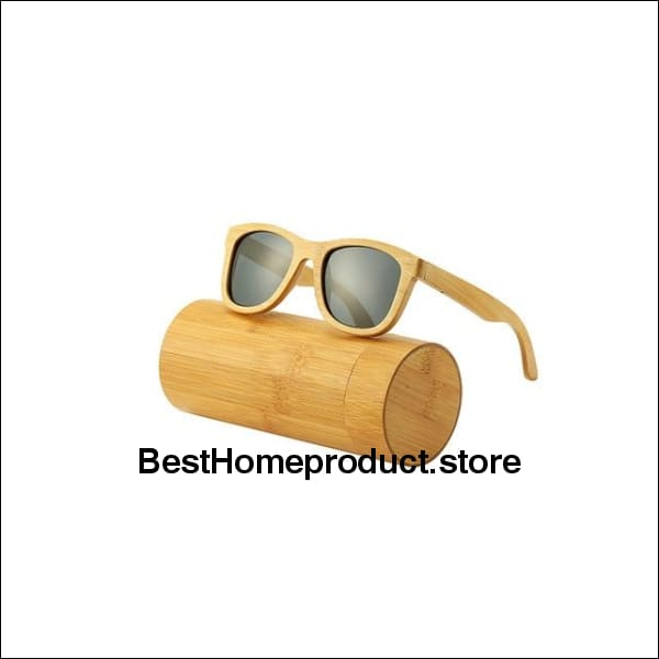 65551a1d6dd84 AN SWALLOW Real Wood Sunglasses Polarized Wooden Sunglasses UV400 Sunglasses  Bamboo Wooden Sunglasses Brand With Dr. Hover to zoom