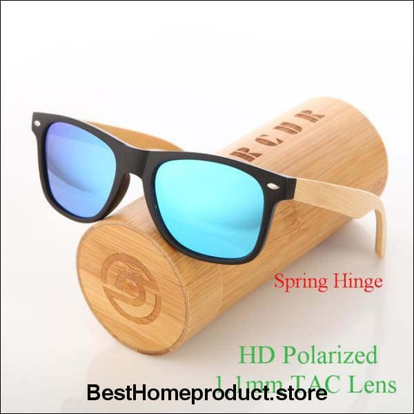 132a3821ec6 BEST HOME PRODUCTS STORE - Wood Sunglasses Spring Hinge Handmade ...