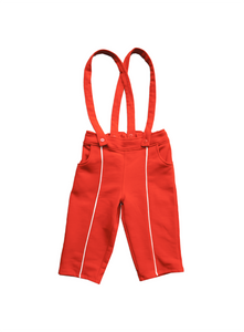 Red Dungaree