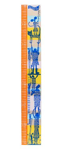 Rob Ryan Height Ruler - local delivery only