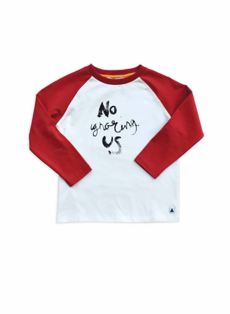 No Ignoring us Top
