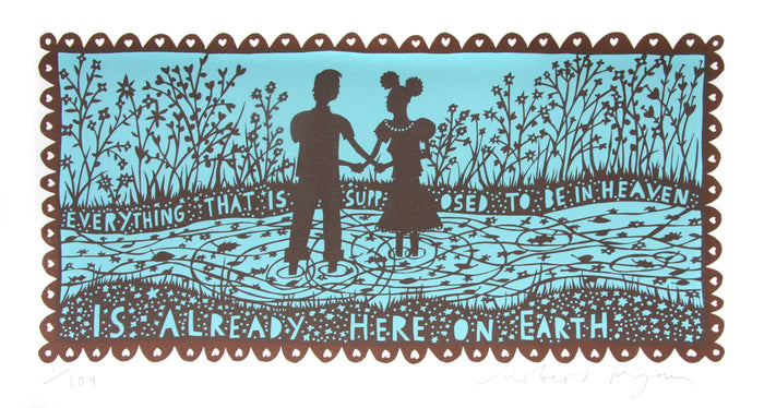 """Heaven"" by Rob Ryan"