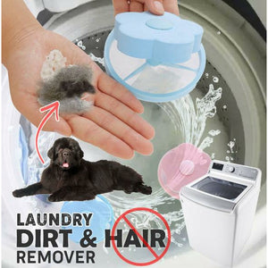 LAUNDRY LINT & PET HAIR REMOVER (2pcs)