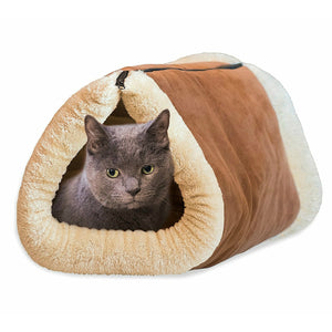2-IN-1 CAT SELF WARMING MAT AND BED HOME