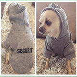 Call Security! (Small Dogs/Cats)