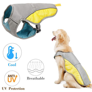 Dog Summer Cooling Vest