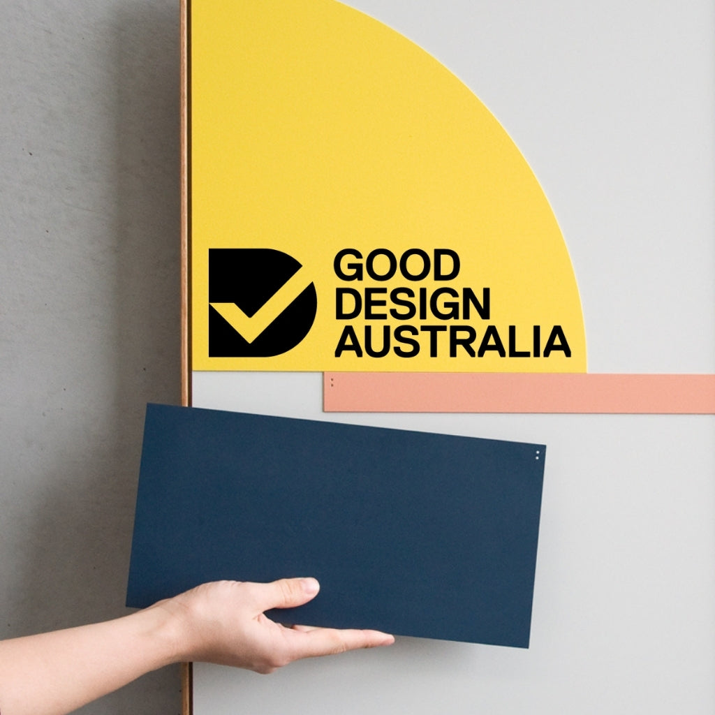 TOO D MAGNETIC ART WINS AUSTRALIA'S INTERNATIONAL GOOD DESIGN AWARD!
