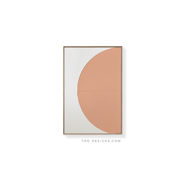 Standard Rectangular canvas & Collection 5I: Salmon