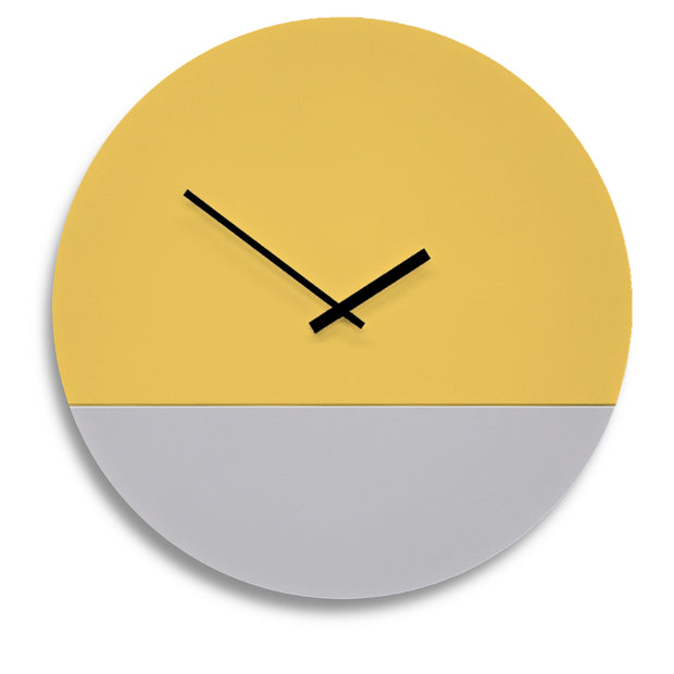 TOO tone clock: Lemon & Cement