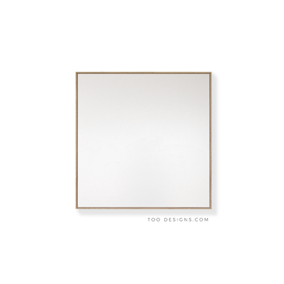 TOO D Magnetic Art Standard Square Canvas: 600 x 600mm - TOO DESIGNS