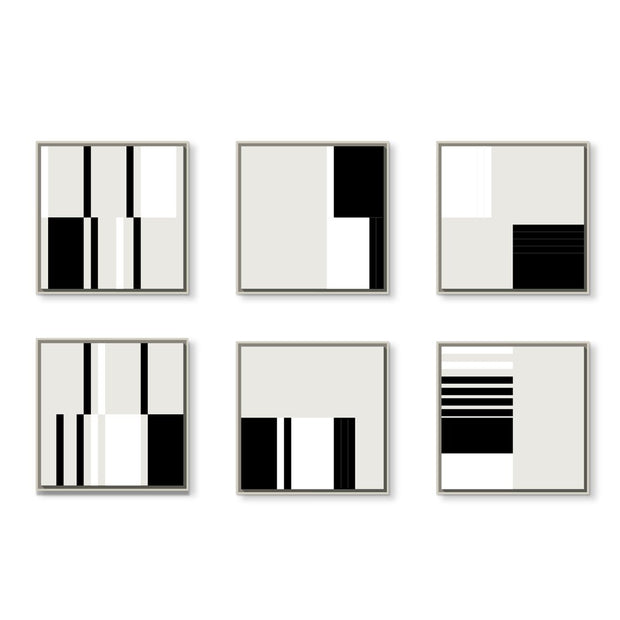 TOO D Magnetic Art Standard Square canvas & Collection 4D - TOO DESIGNS