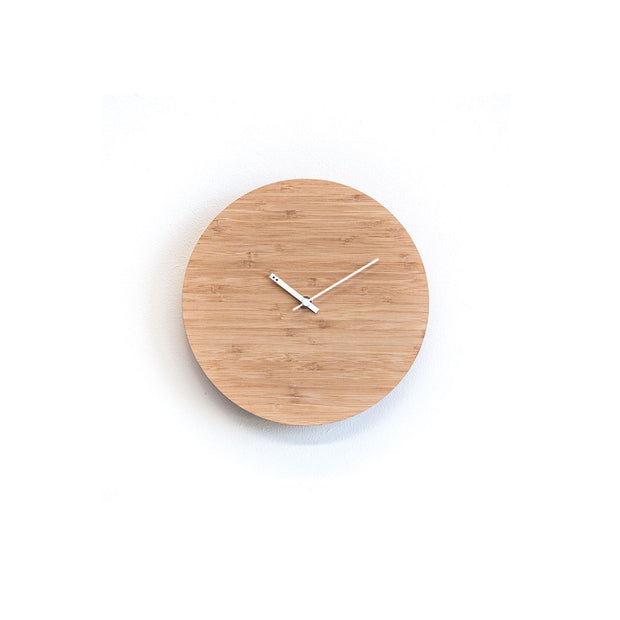 NEW: Minimal clock - Bamboo