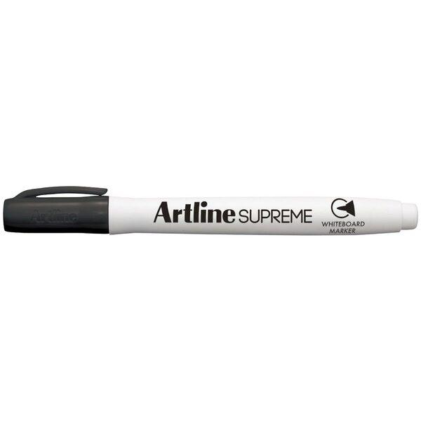 TOO-do whiteboard wall clock - Artline Supreme Whiteboard Marker Black - TOO DESIGNS