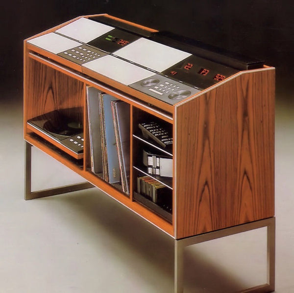 B&O (Bang & Olufsen) System of the Week in a Rare Factory Cabinet