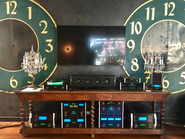 System of The Week from the World of McIntosh townhouse in SoHo NYC
