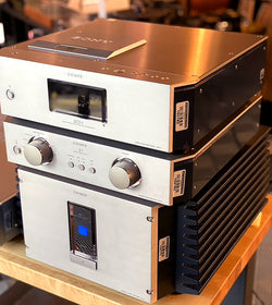 "Sony SCD-1 SACD/CD Player - ES ""1 Series"" Complete Collectors Set!"