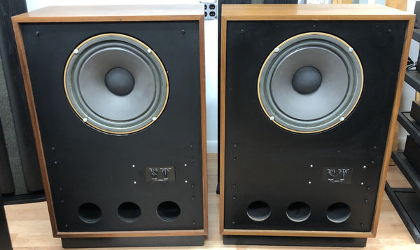 "Tannoy Arden Vintage Speakers with 15"" Coaxial Drivers"