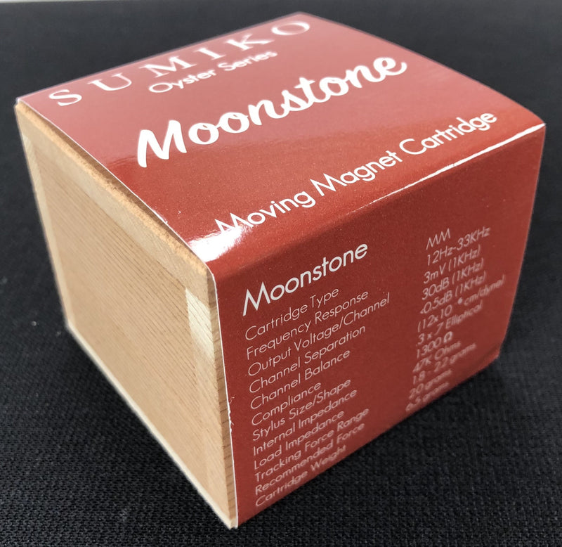 Sumiko Moonstone MM (Moving-Magnet) Cartridge, Brand New