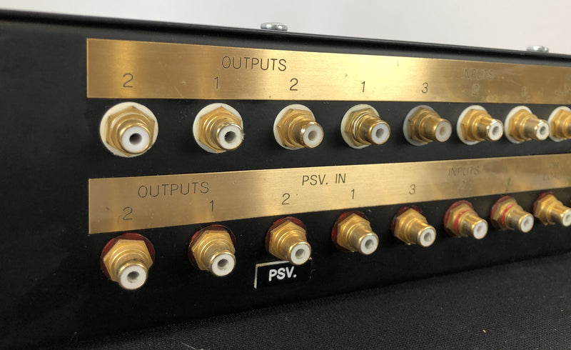 Loesch And Wiesner Tube Preamp with Phono, Outboard Power Supplies