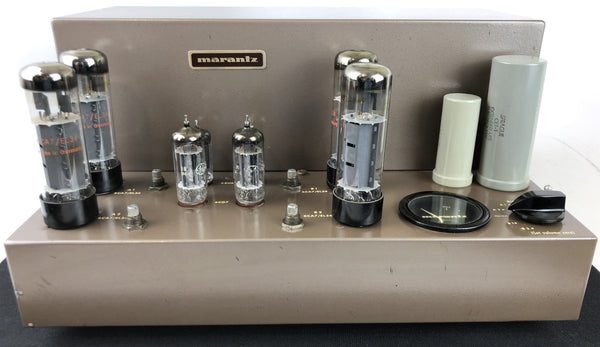 Marantz Model 8B Stereo Tube Amplifier, Highly Collectible (B)