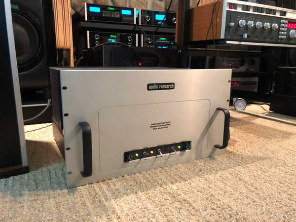 Audio Research M300 Tube Monoblock Amplifiers 300W!