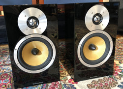 B&W (Bowers & Wilkins) CM5 Bookshelf Speakers