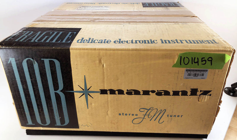 Marantz 10B Tube Tuner - NOS - New Old Stock - SUPER Rare and Collectible