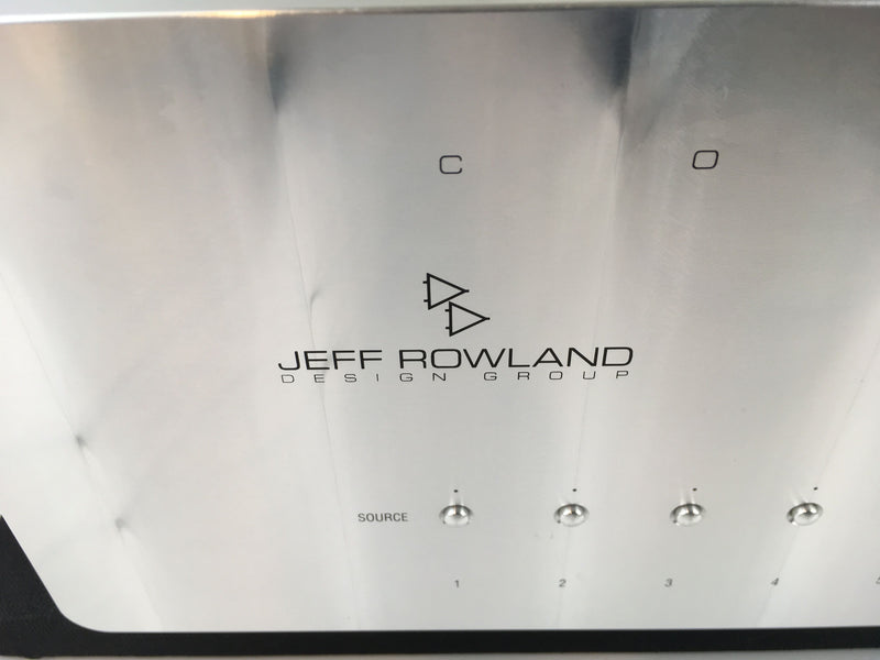 Jeff Rowland Concentra Integrated Solid State Amplifier