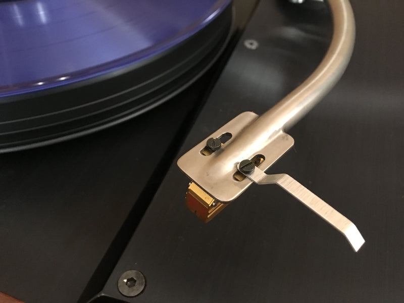 VPI Industries HW-19 Turntable with Upgrades and new Grado