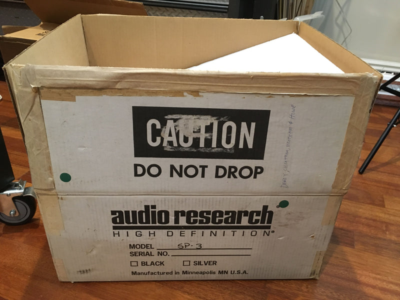 Audio Research SP-3A-1 Tube Preamp - Factory Restored