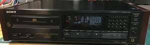 Sony CDP-707ESD CD Player