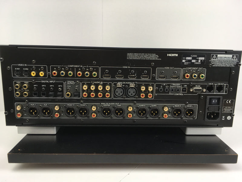 Classe SSP-800 Theater Surround Sound Processor