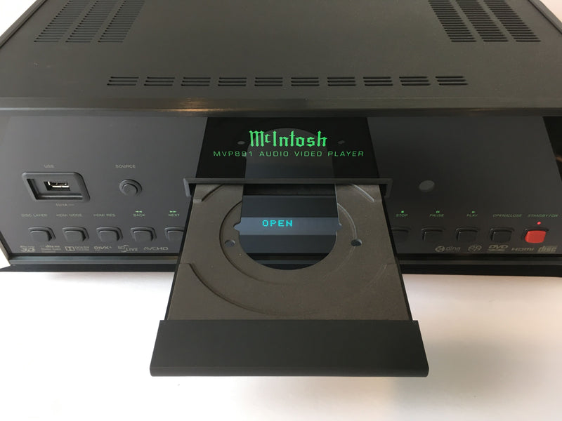 McIntosh MVP-891 Blu-Ray Player