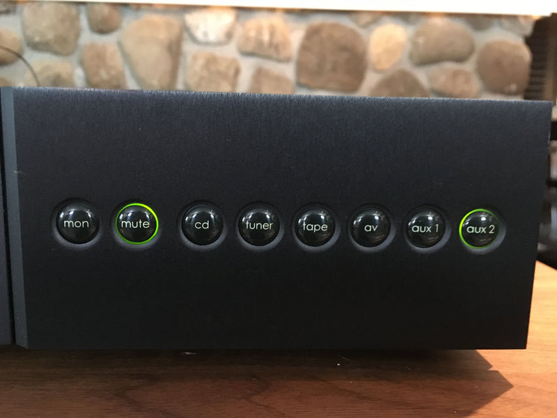 Naim Audio NAC-202 Solid State Preamp with Naim NAPSC Power Supply