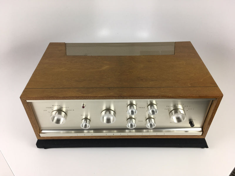 Luxman SQ-38D Tube Integrated Amplifier