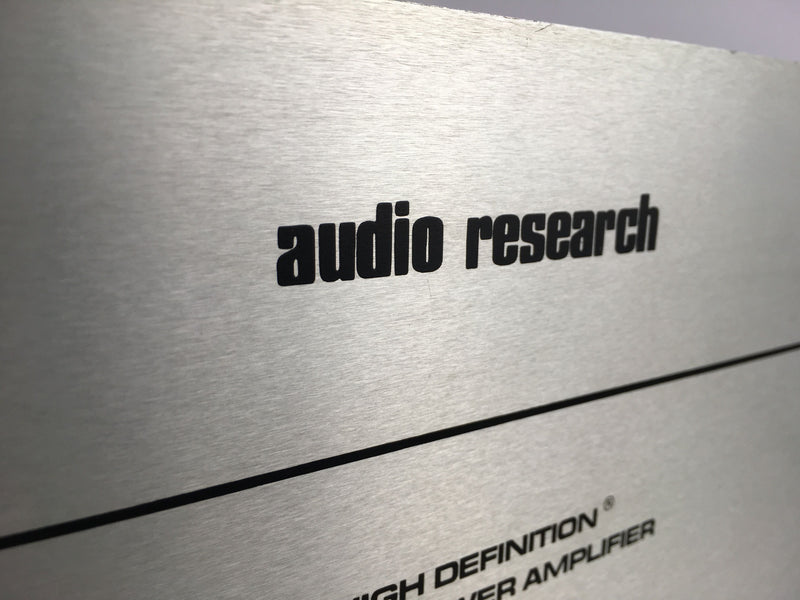Audio Research D-115 Tube Amplifier