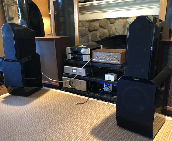 EgglestonWorks Andra II Full Range Speakers, Speaker of the Year!