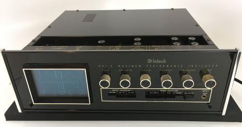 McIntosh MPI-4 - Tuner Maximum Performance Indicator
