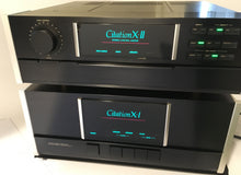 Citation X-I and X-II Preamp and Amplifier