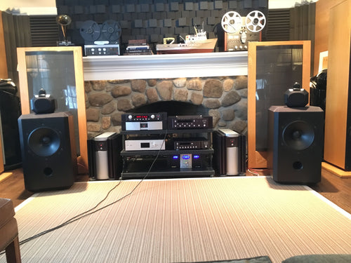 B&W (Bowers & Wilkins) Matrix 801 Series 2 Speakers
