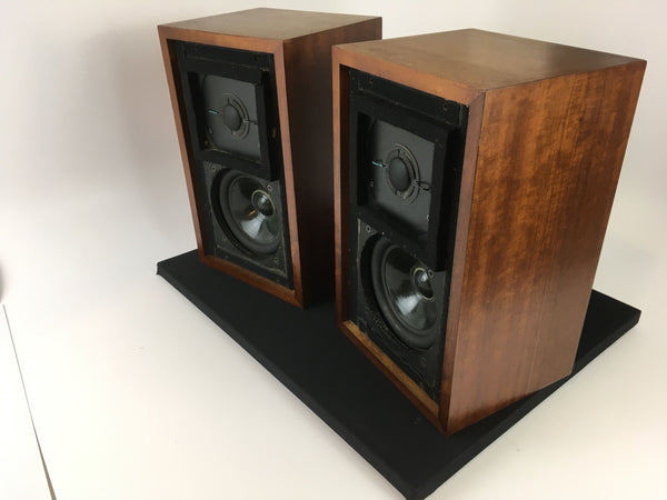 Chartwell LS3/5a Speakers, Rare 15 ohm Early Edition