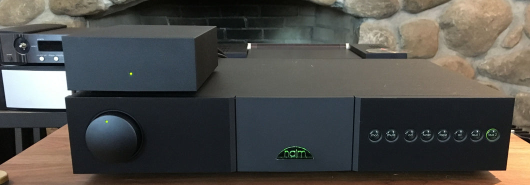 Naim Audio NAC-202 Preamp with NAPSC Power Supply